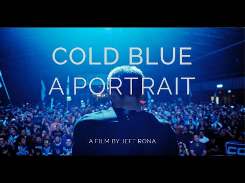 Cold Blue - A Portrait by Jeff Rona