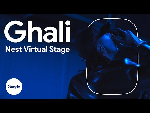 Ghali on Nest Virtual Stage