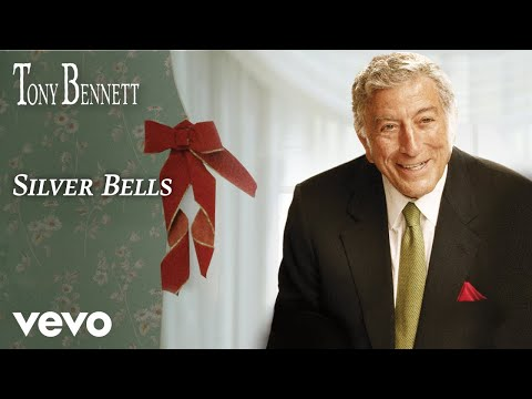 Tony Bennett - Silver Bells (from A Swingin' Christmas - Audio)