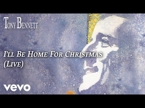 Tony Bennett - I'll Be Home For Christmas (Live - Official Audio)