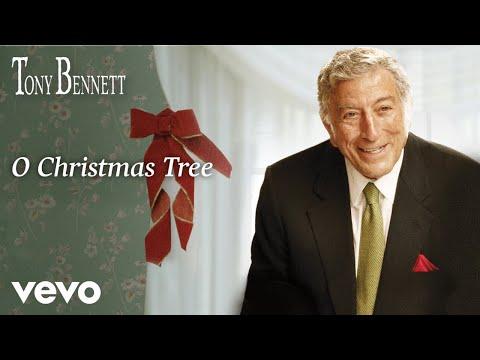 Tony Bennett - O Christmas Tree (from A Swingin' Christmas - Audio)