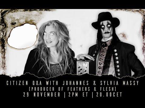 Avatar Country Citizen Q&A: Johannes & Sylvia Massy
