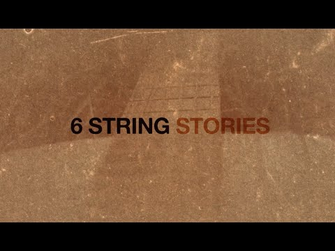 Granger Smith - 6 String Stories (Official Lyric Video)