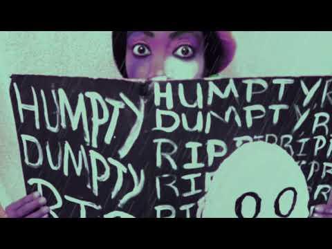 Geisha Davis - Humpty Dumpty ''Live on Spotify Countdown 1 day to go''