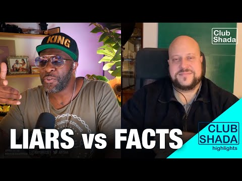Liars don't care about facts | Club Shada