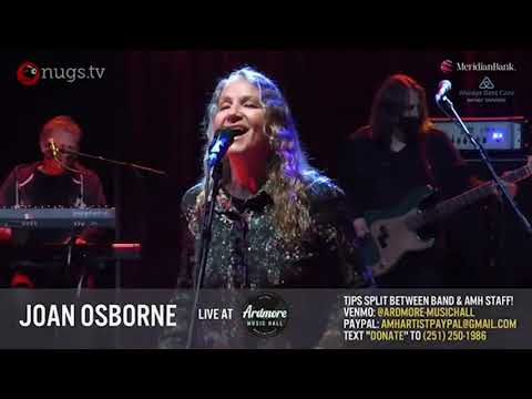 Trouble And Strife - Joan Osborne at Ardmore Music Hall