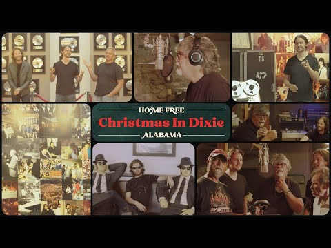 Making Of Christmas In Dixie with Alabama