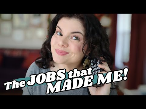 BECOME A FULLTIME MUSICIAN in 16 jobs or less! STORYTIME: How each of my jobs helped my music career