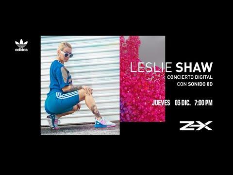 Leslie Shaw en Concierto