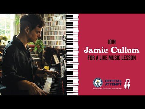 Jamie Cullum - Live Music Lesson: A World Record Attempt