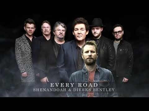 Shenandoah and Dierks Bentley - Every Road (Official Audio)