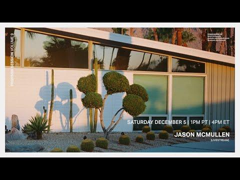 PRGRSSN Session Volume 9 | Jason McMullen [Livestream]