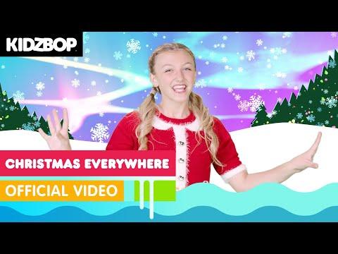 KIDZ BOP Kids - Christmas Everywhere (Official Music Video) [KIDZ BOP Christmas Party!]