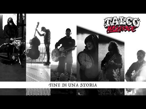 Talco Maskerade - Fine Di Una Storia - Official Videoclip HD