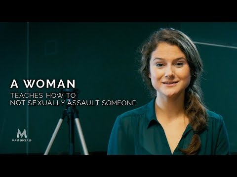 MasterClass: How To Not Sexually Assault Someone | Trailer