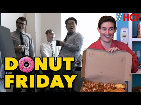 Donut Friday
