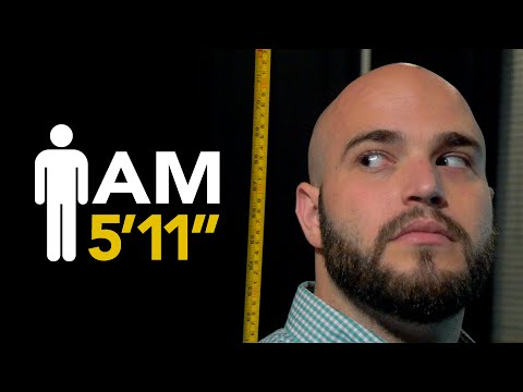 "I Am 5'11"" (feat. Joe Bereta)"