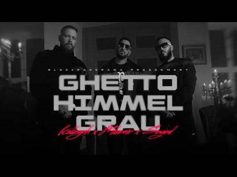 MILONAIR x KOLLEGAH x SEYED  - GHETTO HIMMEL GRAU (prod. von Panorama) [Official Video]