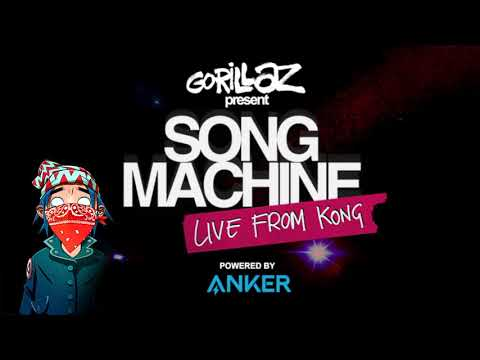 Gorillaz | Song Machine Live From Kong (OFFICIAL TRAILER #2)