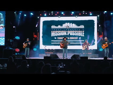 Tracy Lawrence - 15th Annual Mission:Possible Turkey Fry & Benefit Concert