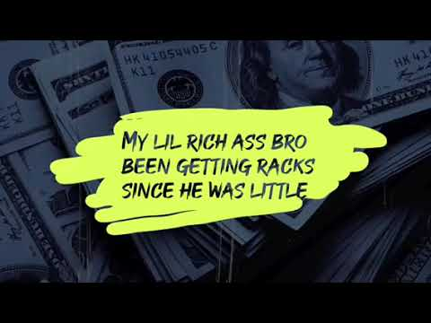 YFN Lucci - Tragedy (feat. Bigga Rankin) [Official Lyric Video]