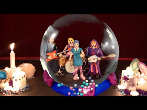 Tacocat - Crystal Ball [OFFICIAL VIDEO]