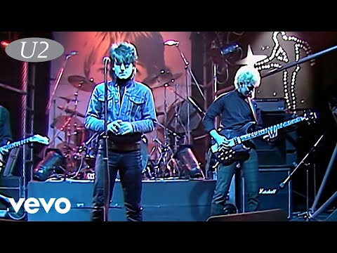 U2 - The Ocean (Live On The Old Grey Whistle Test / 1981)