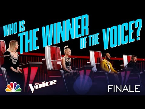 And the Winner of the Voice Is... - The Voice Live Finale Part 2 2020