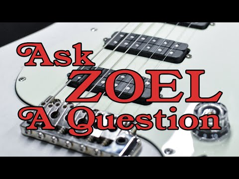 Ask ZOEL A Question: Jimmy Herring's Guitars