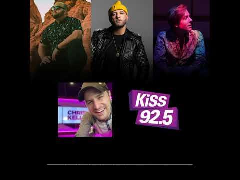 Glenn Morrison - KISS 92.5 with Chris Kelly on Youtube Hits Radio Interview - Dec 2020