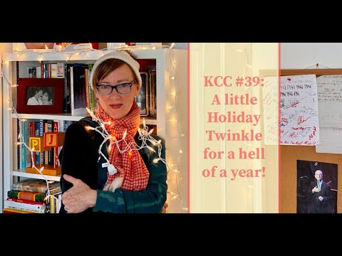 Kitchen Covid Concert #39 - A little Holiday Twinkle for a hell of a year!