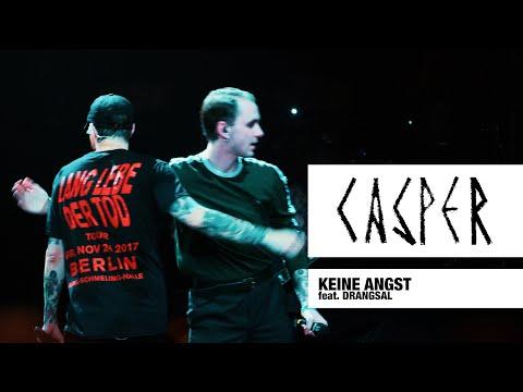 Casper - Keine Angst feat. Drangsal (Live) - Max-Schmeling-Halle, Berlin, 2017