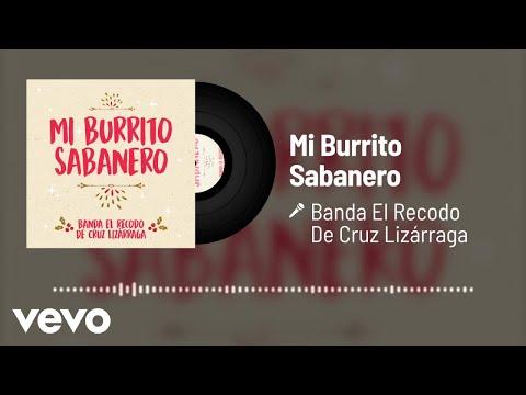 Banda El Recodo De Cruz Lizárraga - Mi Burrito Sabanero (Audio)