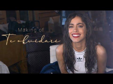 Making Of: ' Te Olvidaré '   TINI
