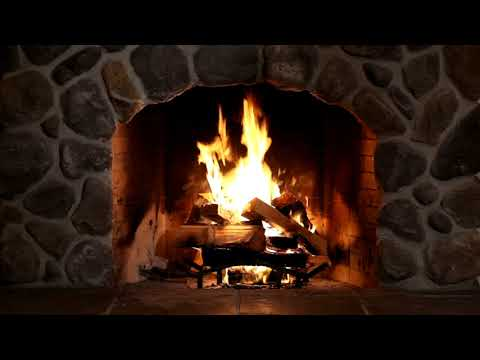 Robin Thicke - Playlist on Fire (Holiday Fireplace)