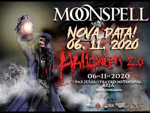 Moonspell Pax Julia- HALLOWEEN 2.O FULL SHOW