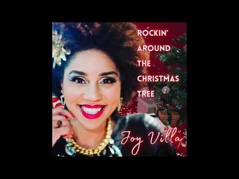 Rockin' Around The Christmas Tree-(audio) Joy Villa feat Ricky Rebel