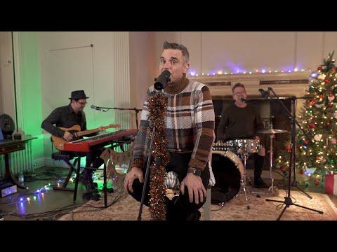 Robbie Williams - Snowflakes (Performance)