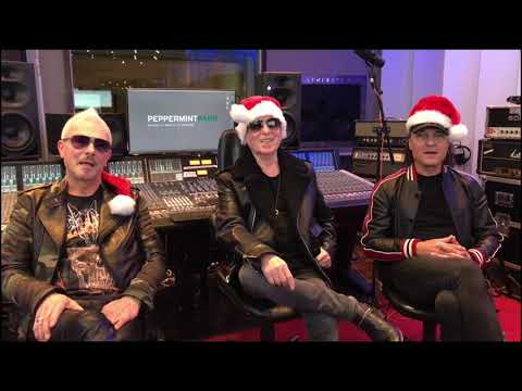 Merry Christmas from Scorpions!