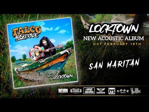 TALCO Maskerade - San Maritan (Video LYRIC)