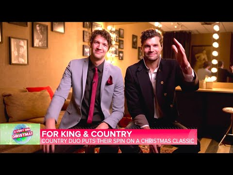 for KING & COUNTRY   'Little Drummer Boy' LIVE on Good Morning America!