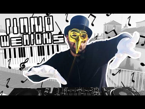 Claptone: Piano Weapons   Livestream