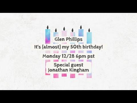 It's (Almost) My Birthday!