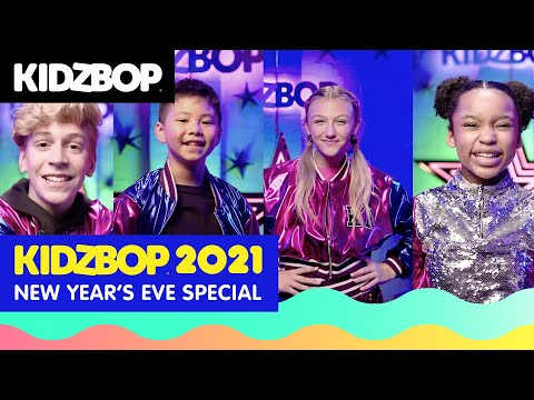 🔴KIDZ BOP 2021 - New Year's Eve Special🎉