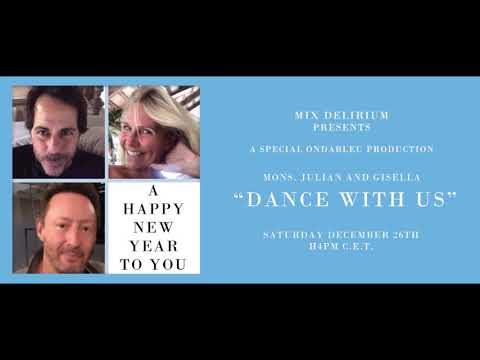 Mons Feat Julian Lennon - Dance With Us