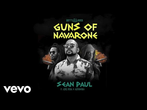 Sean Paul, Jesse Royal, Mutabaruka - Guns of Navarone (Official Audio)