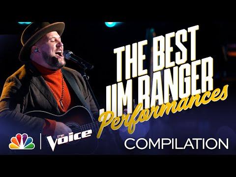 The Best Jim Ranger Performances - The Voice 2020