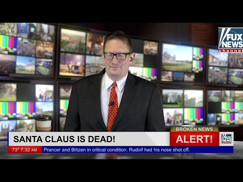 Santa Is Dead (Fux News with Dirk Darlington)