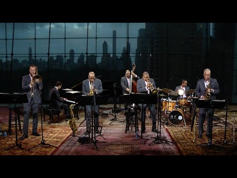 The Democracy! Suite: Out Amongst the People (for J Bat) - JLCO Septet with Wynton Marsalis