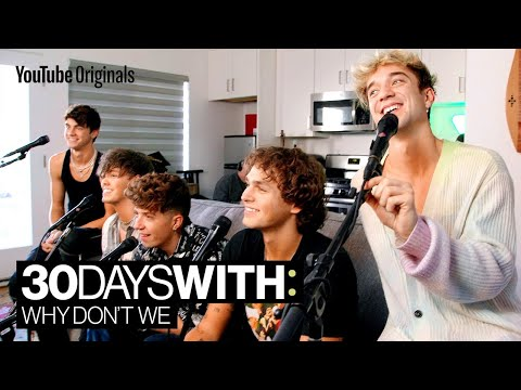 Why Don't We Zoom With Fan | 30 Days With: Why Don't We